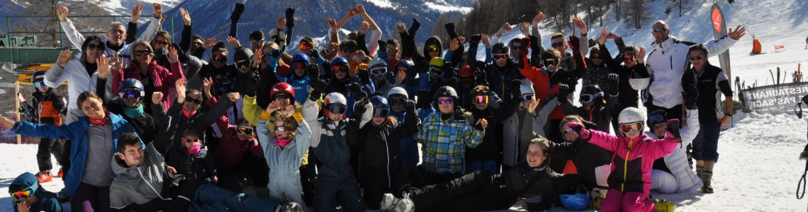 Séjour ski en Suisse pour les Ados !