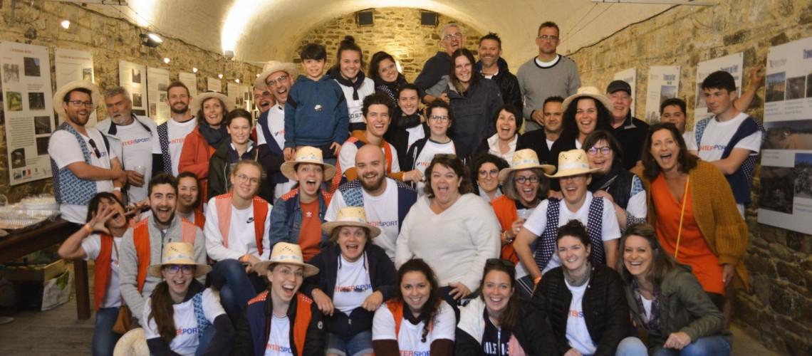 L'équipe des bénévoles du Festival !