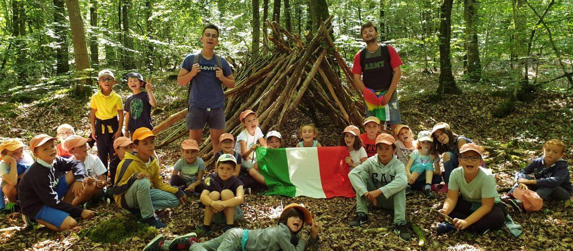 Sortie forêt cet été avec le Centre de loisirs !